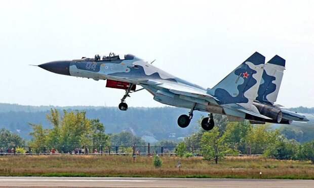 Новейшая модификация Су-30 поднимется в воздух до конца года