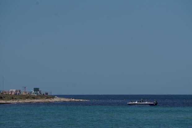 На поиски пресной воды в Азовском море выделили ещё 300 миллионов рублей