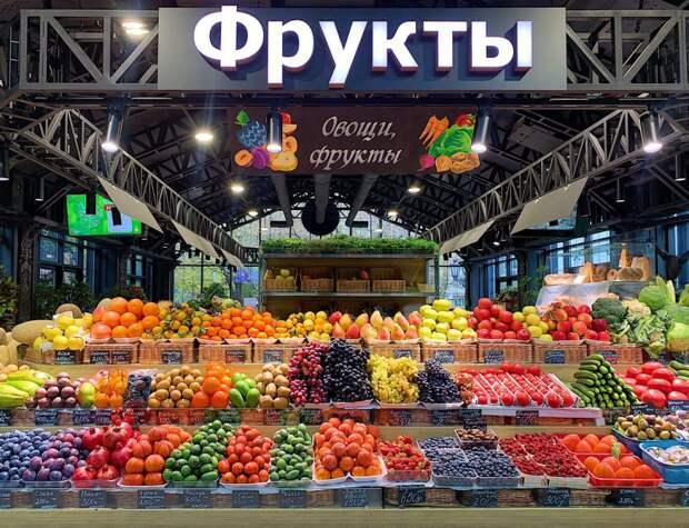 В марте на Октябрьской заработает фермерская ярмарка