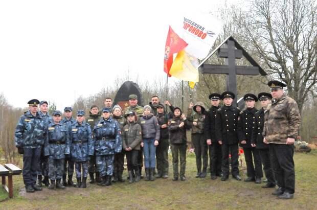 Губернатор Вологодской области посетил экспедицию РВИО