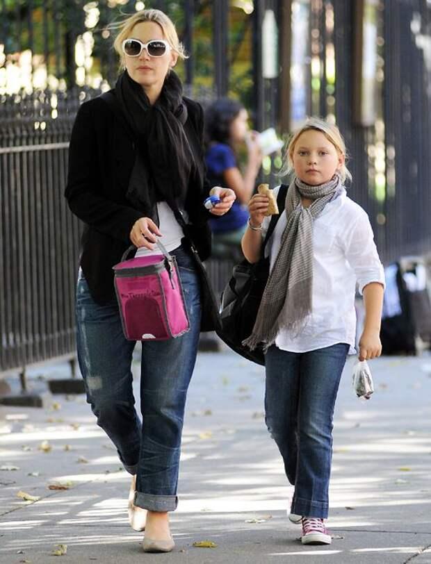 Кейт Уинслет прокомментировала актёрскую карьеру дочери