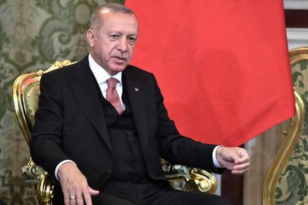 Эрдоган заявил, что донес до Байдена позицию Турции по российским С-400