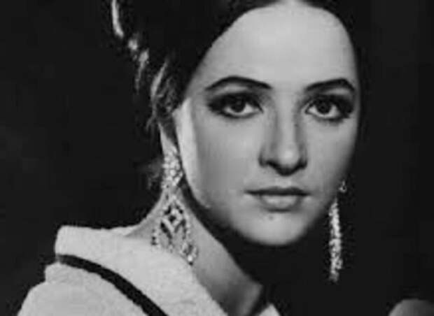 Как Ксения Рябинкина  стала кинозвездой в Индии и невыездной актрисой в СССР
