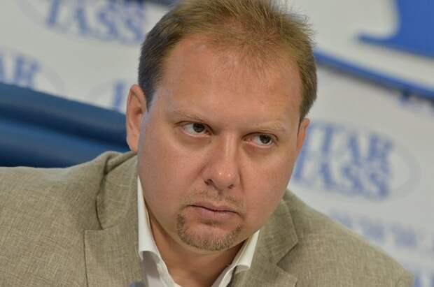 Олег Матвейчев. Фото из открытых источников