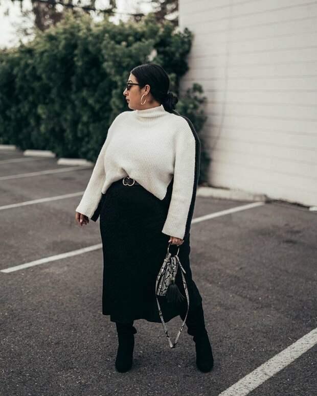 Стильный гардероб для девушек plus size: сезон весна 2021