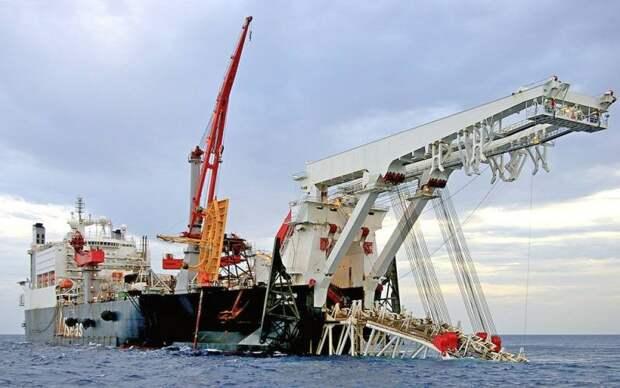 Рар: Единственный вариант для США остановить «Северный поток-2» – атаковать российские корабли