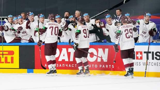 Большая сенсация на чемпионате мира! Латвия под руководством Хартли впервые в истории обыграла Канаду