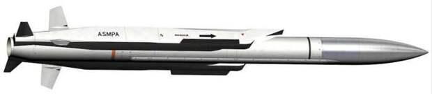 В ВВС Франции испытали новую версию ядерной крылатой ракеты MBDA ASMPA