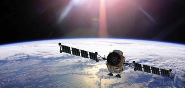 На орбите Земли обнаружили гигантский НЛО