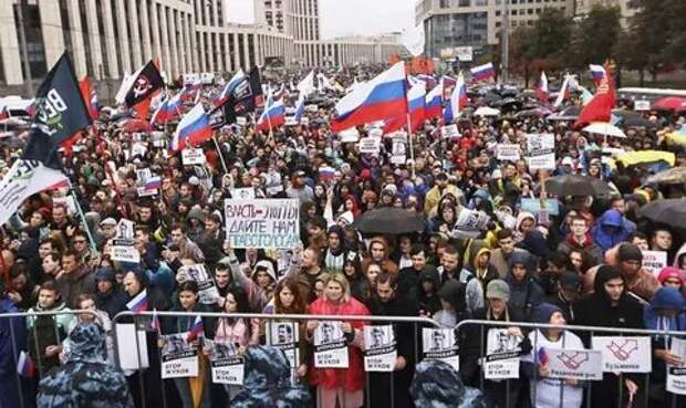 Наше освободительное движение – это клон Майдана
