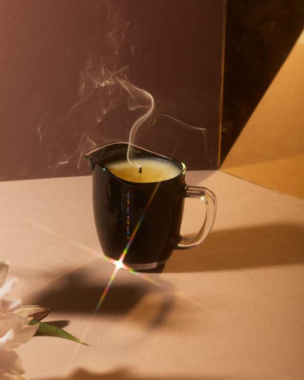 Бьюти-находка дня: массажная свеча в коллаборации W...