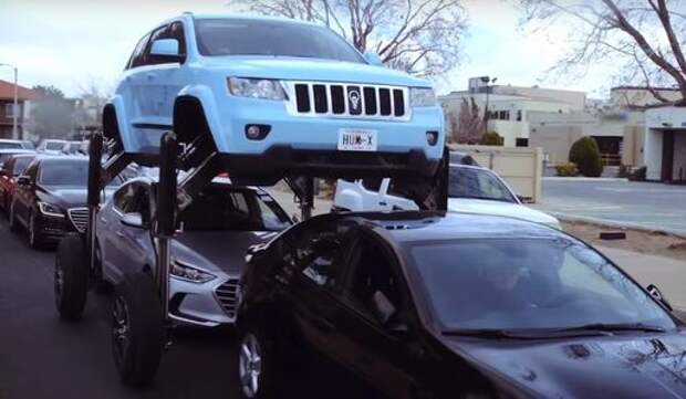 Россияне рассказали, какие сверхспособности нужны их автомобилям