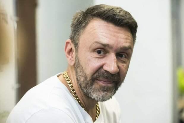Сергей Шнуров раскрыл пол третьего ребенка
