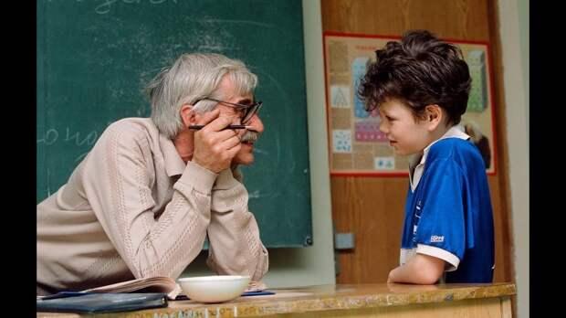 История о настоящем учителе