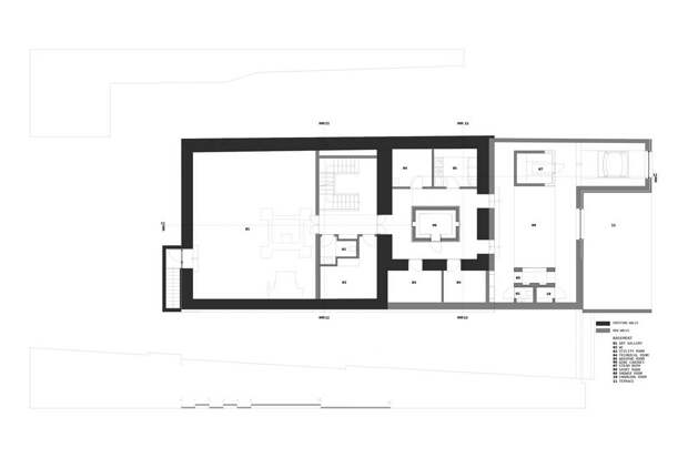Реконструкция дома в богемном контексте в Литве