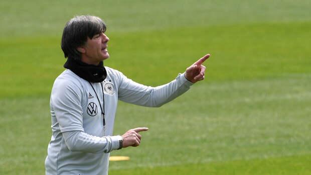 Лёв: Германия хочет добиться успеха на Евро-2020