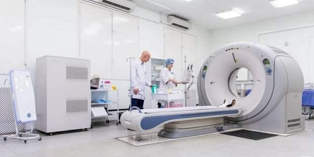 Москва - один из мировых лидеров по внедрению инноваций в здравоохранении. Фото: mos.ru