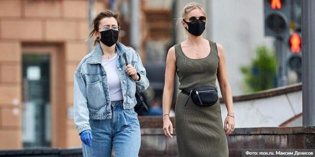 Магазин Adidas на западе Москвы оштрафуют за нарушение антиковидных мер / Фото: М.Денисов, mos.ru