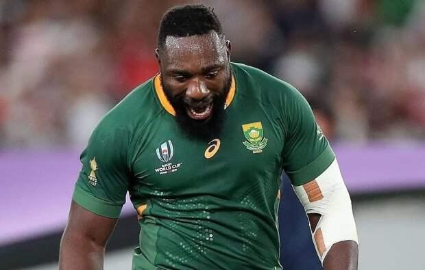Южноафриканский регбист хочет выступить в реслинге: «Посмотрим, что из этого выйдет!»