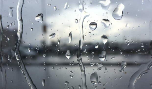 ВТюменскую область идут дожди игроза