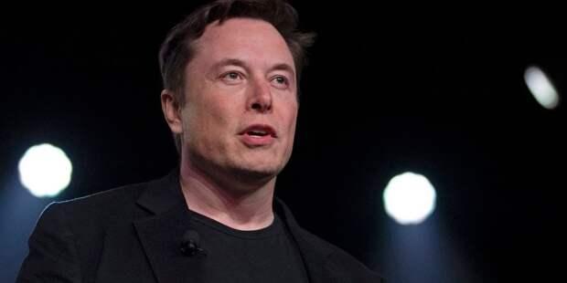 Илон Маск опустился в списке богатейших людей