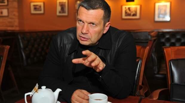 Симоньян довела Соловьева до слез в прямом эфире откровениями о детях чиновника в Беслане