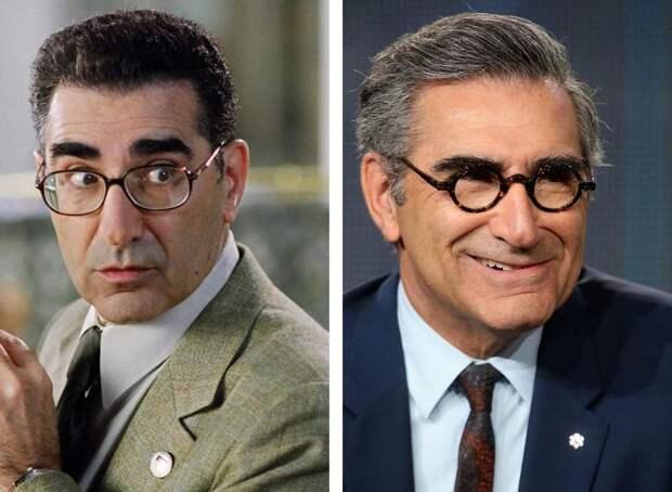 """Как выглядят актеры """"Американского пирога"""" сегодня"""