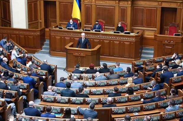 Украина призвала США ввести санкции против «Северного потока— 2»