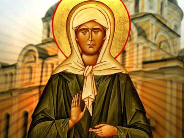 Молитвы Матроне Московской о деньгах, любви и здоровье