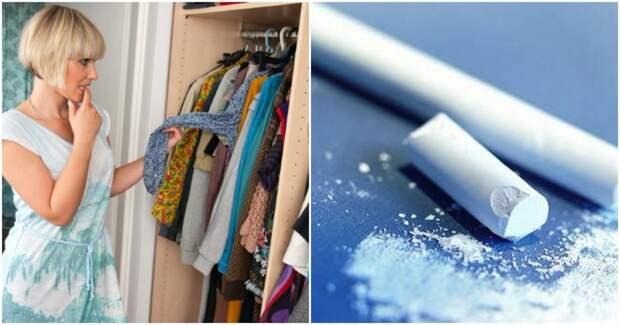 Как избавиться от запаха в шкафу раз и навсегда?