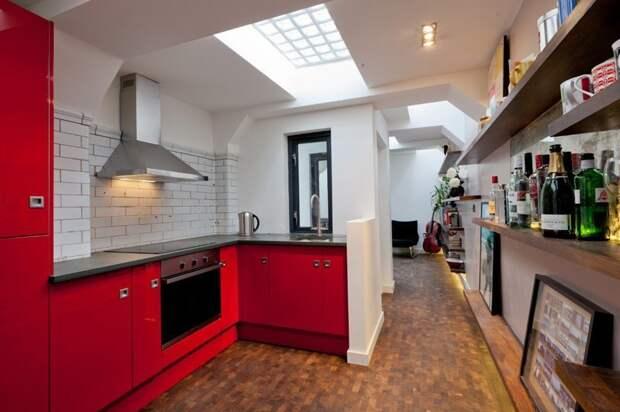 Как сделать крутую квартиру из общественного туалета Лора Джейн Кларк, архитектор, квартира, общественный, сделать, туалет