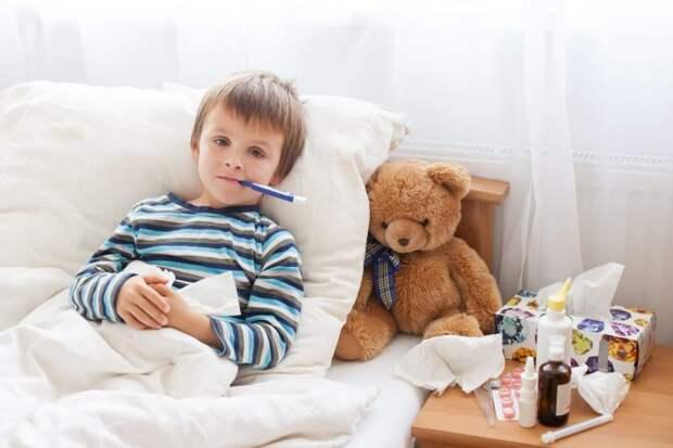 Эффективные и недорогие противовирусные препараты для детей 5 лет: список, рекомендации Комаровского
