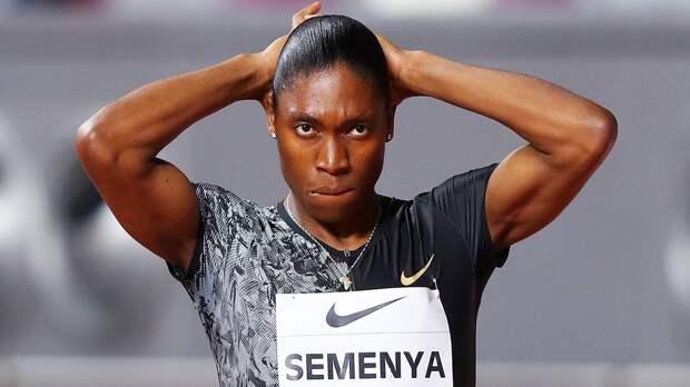 Суд отклонил апелляцию чемпионки ОИ Семени. Ей нельзя бегать на средние дистанции из-за переизбытка тестостерона