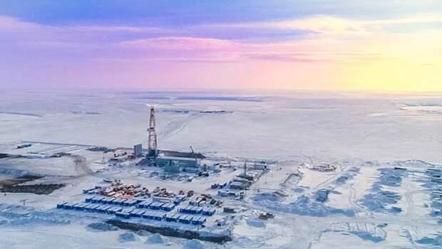 Индия получает арктическую пальму первенства