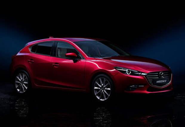 Обновленная Mazda 3: цены и дата старта продаж