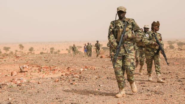 Армия ЦАР стала одной из лучших на континенте после обучения инструкторами из РФ
