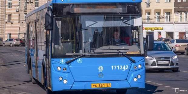 С 24 июня маршрут автобуса №896 свяжет Северное и Южное Тушино