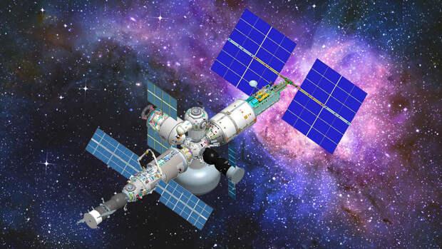Эксперты перечислили риски создания новой российской космической станции