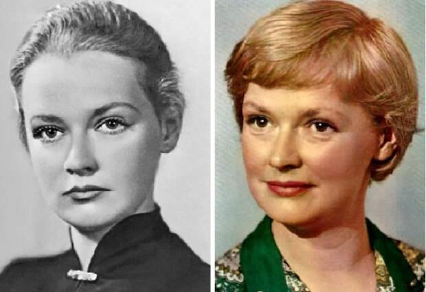 Нина Гребешкова - советская и российская актриса.