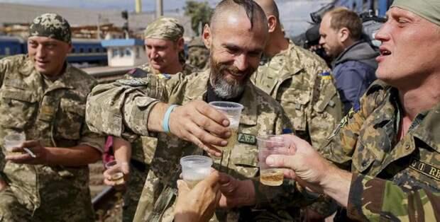 Тараканы в солдатской каше – тайская кухня или украинская коррупция