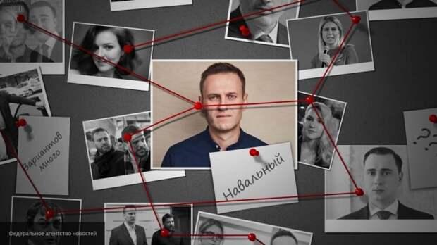 Кошкин: ФБК может скрывать местоположение Навального