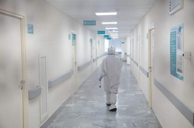В России установлен новый максимум по числу заболевших COVID-19 за сутки