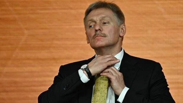 Песков исключил отмену проведения ПМЭФ-2021