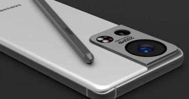 Компания Samsung предоставила изображение новейшего телефона Samsung Galaxy S22 с камерой разрешением 200 миллионов пикселей.