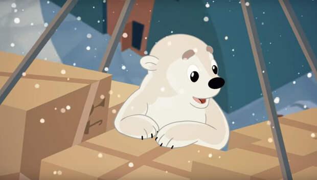 Третью серию мультфильма о медвежонке Умке выпустили спустя 50 лет