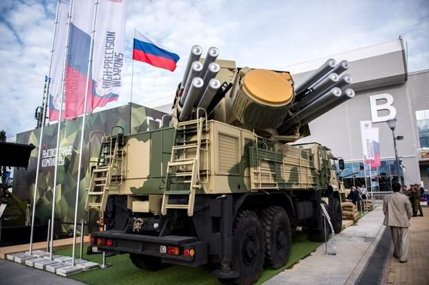 Статистика экспорта российского оружия заставила Вашингтон изрядно понервничать