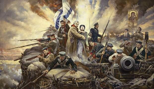 Герой обороны Севастополя