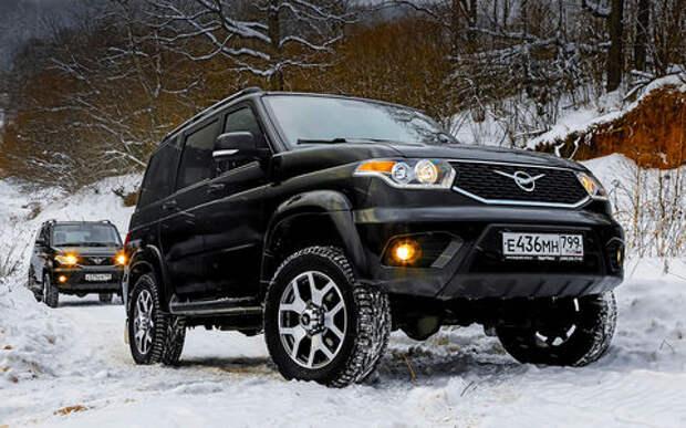 УАЗ Патриот 2019 — первый тест-драйв серийной машины
