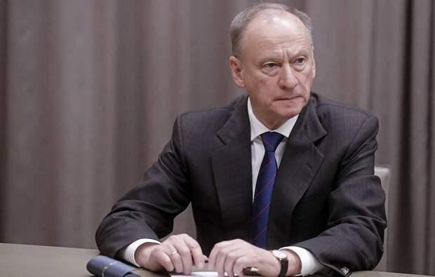 Секретарь Совета безопасности РФ Николай Патрушев Михаил Метцель/ТАСС