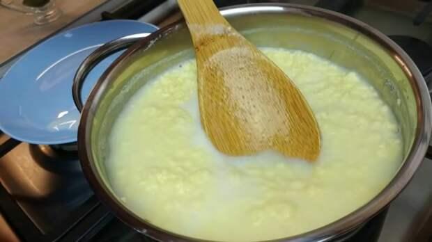Смешав самые простые ингредиенты, вы сделаете изысканный сыр